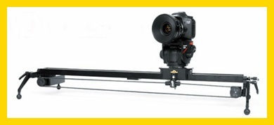 Slider camera rent it in Italy